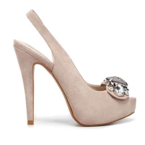 zapatos nude novia zapatos de novia nude de zara fotos de los modelos foto