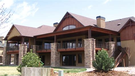 ranch style house plans with walkout basement mountain house plans with walkout basement mountain ranch ranch house plans with walkout