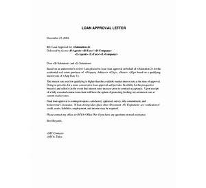 Business Loan Application Letter Sample Letters