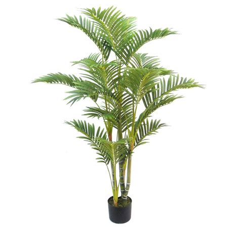 trees artificial uk artificial kentia palm from evergreen direct