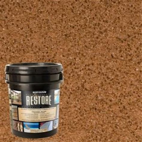 home depot zen paint restore concrete for driveway and patio repair the home