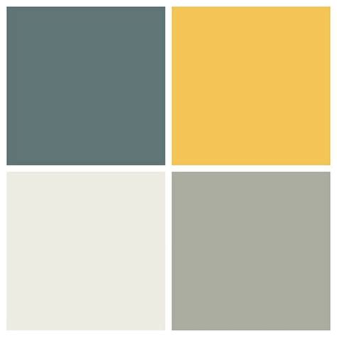 paint colors yellow and grey 25 best ideas about mustard color scheme on