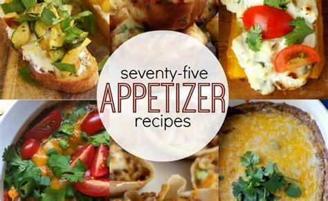 best appetizer recipes 75 appetizer recipes a owl
