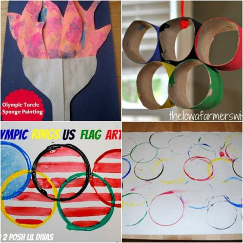 olympic crafts for olympic crafts on it s playtime on as we grow