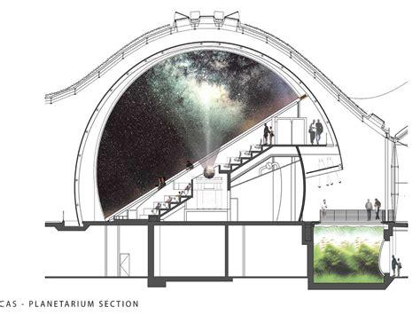california academy of sciences floor plan new sustainable california academy of sciences san