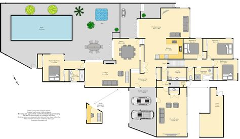 floor plan blueprint big house blueprints excellent set landscape fresh at big