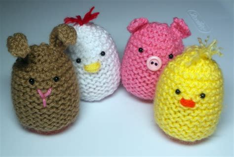 knitted egg cover s knits knitted egg covers