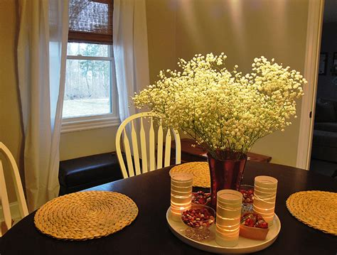 Dining Table Centerpiece Ideas Pictures by Centerpieces For Dining Room Tables Homesfeed