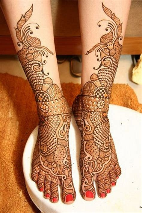 100 striking henna tattoos design for girls tattoosera