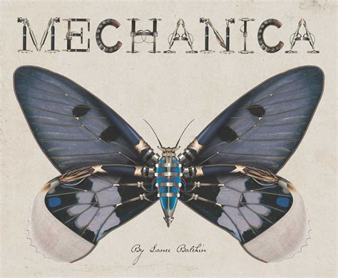 the picture book mechanica book by lance balchin official publisher