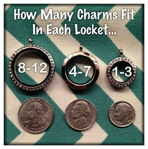how many charms fit in origami owl lockets how many charms will fit in your origami owl locket who