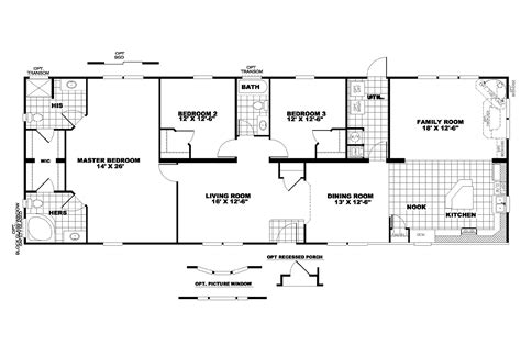 clayton manufactured home floor plans manufactured home floor plan 2008 clayton the riverview