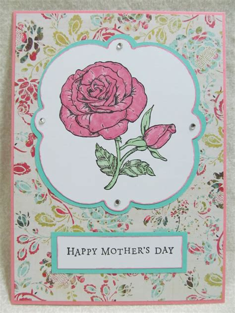 how to make handmade mothers day cards savvy handmade cards handmade s day card