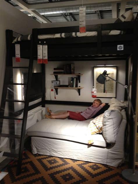 ikea bunk bed ideas best 25 loft bed ikea ideas on loft bed
