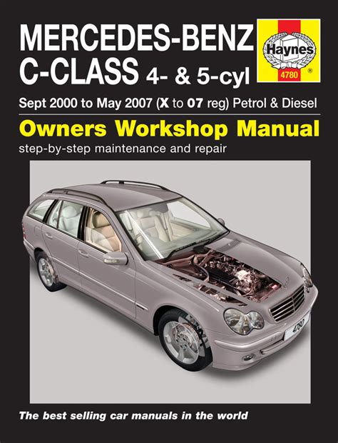 service manual car maintenance manuals 2009 mercedes benz m class security system service mercedes benz c class petrol diesel sept 00 may 07 x to 07 haynes publishing