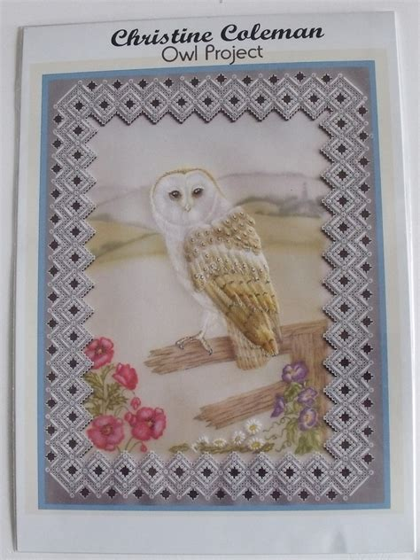card craft supplies uk christine coleman pattern packs dvds projects craft