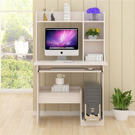 small modern computer desk modern bedroom small computer desktop table home pc