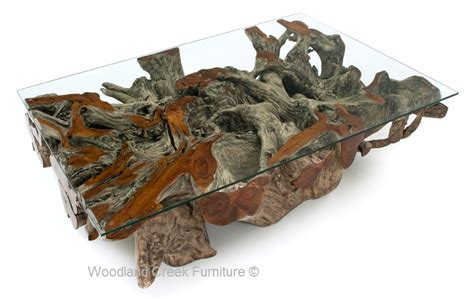 root coffee table root coffee table wood organic style table