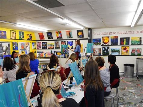 paint with a twist ny painting with a twist fairport ny omd 246 tripadvisor