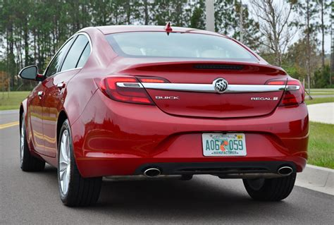 2014 Buick Regal Turbo by 2014 Buick Regal Fwd Premium Ii Review Test Drive