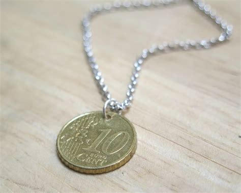 how to make coin jewelry how to make a coin into a pendant do it yourself