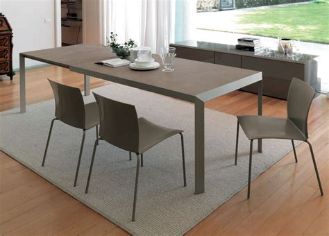 modern style dining tables izac extending dining table contemporary extending