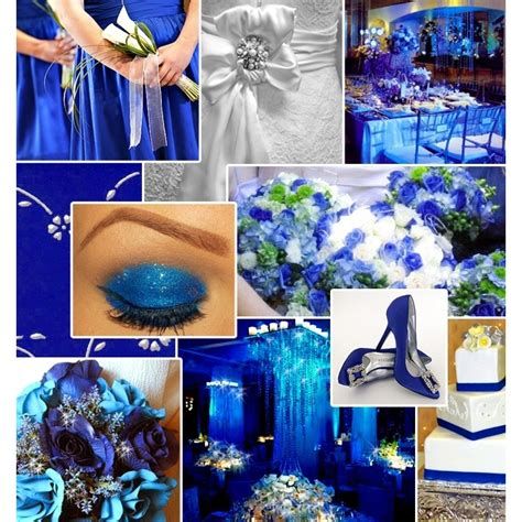royal color scheme royal blue color scheme again for the day i say i do