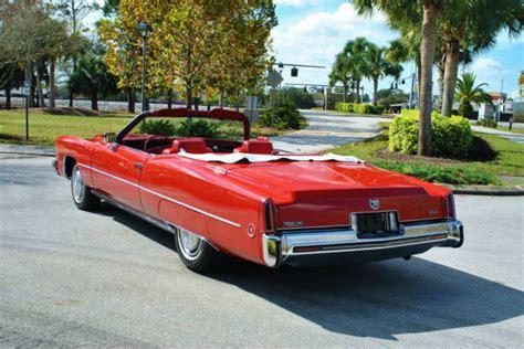 73 Cadillac Eldorado Convertible by 73 Cadillac Eldorado Convertible 500 V8 Auto Stunning Just