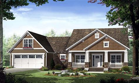 Craftsman House Plan single story craftsman house plans home style craftsman