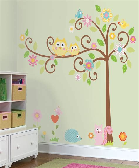 wall stickers for rooms scroll tree wall stickers with animals megapack stickers