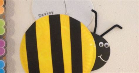 paper plate bumble bee craft paper plate bumble bee for our preschool bug and garden