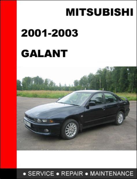 online auto repair manual 2001 mitsubishi galant transmission control mitsubishi galant 2001 2003 factory service repair manual downloa
