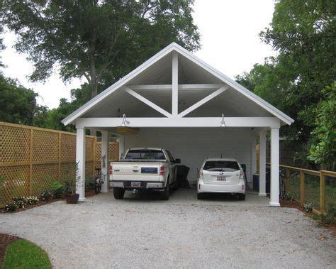 backyard garage ideas 78 ideas about carport designs on carport