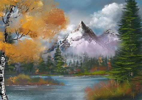 bob ross painting exles painter masters
