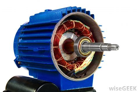 An Electric Motor by What Is An Electromagnetic Motor With Pictures