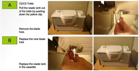 Removing A Thetford Toilet by We Have Thetford C2 Toilet In Our Motorhome Which Is Not