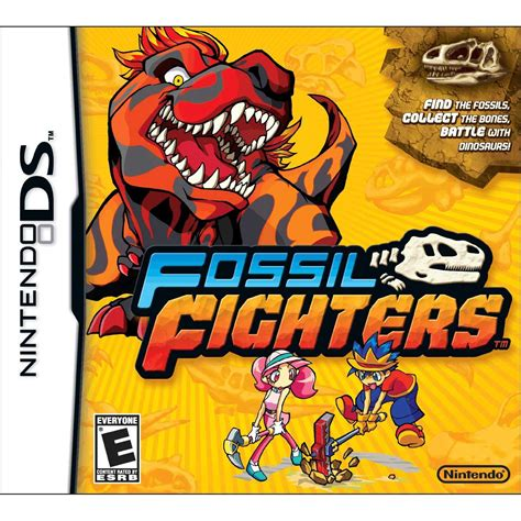 Fossil Fighters Ds