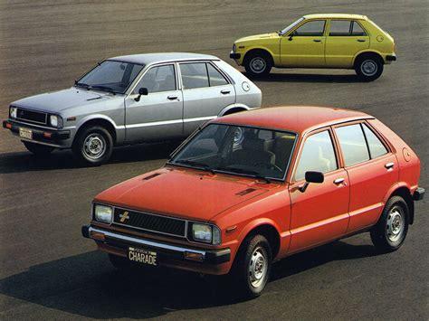 Daihatsu Charade by Daihatsu Charade The Most Successful Hatchback Of Its Era