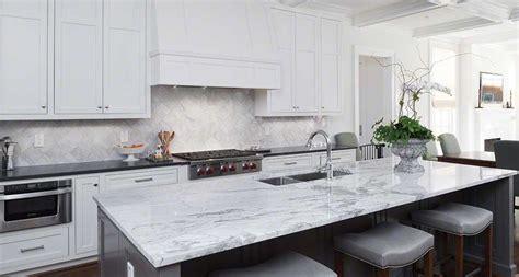 Kitchen Sinks With Backsplash kitchen room scene statuary venato marble countertop page2