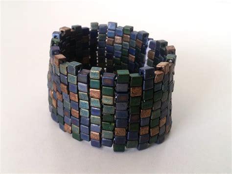 how to make a beaded cuff how do i make stretch bead bracelets 171 bracelets jewelry