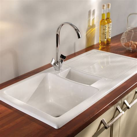 ceramic sinks kitchen ceramic kitchen sinks vessel benefits to take