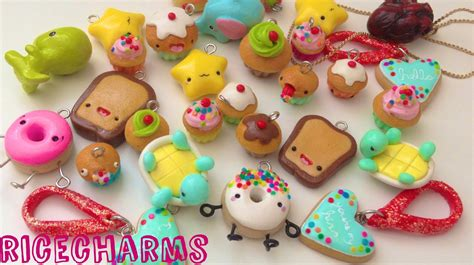 polymer clay polymer clay charm update 25