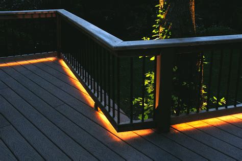 how to put lights in decking deck lighting faq louie lighting
