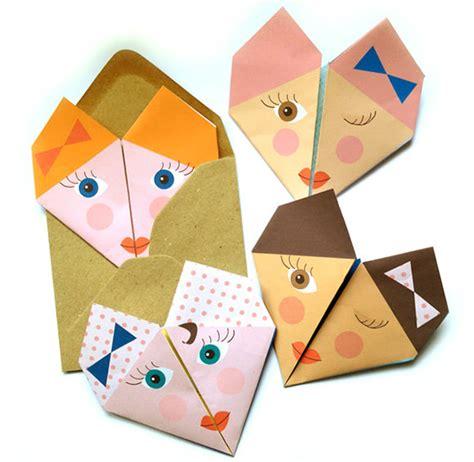 origami notes origami notes handmade