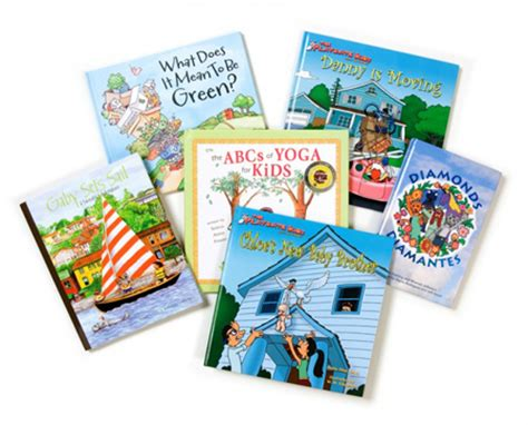 picture book printing broaden your child s mind with our children s book service