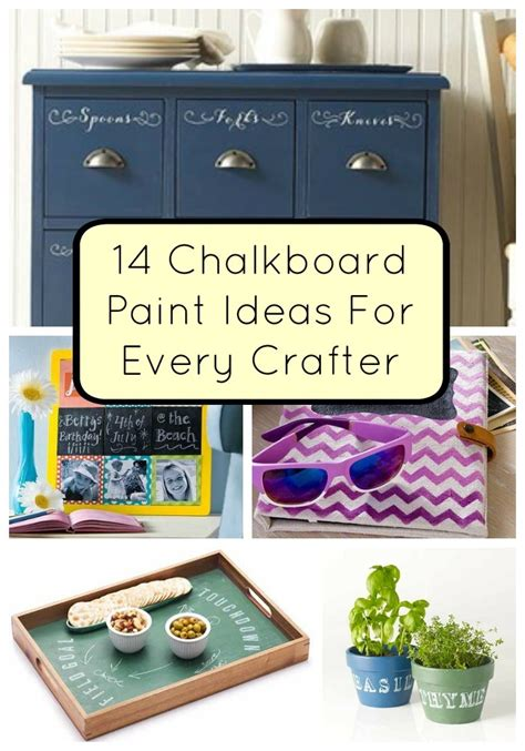chalkboard paint crafts 14 chalkboard paint ideas for every crafter favecrafts