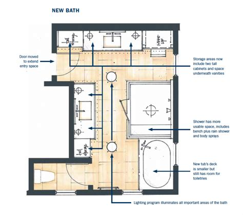 his and bathroom floor plans his and hers master bathroom floor plans and home plans