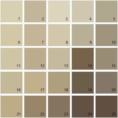 paint colors near me best 20 benjamin brown ideas on