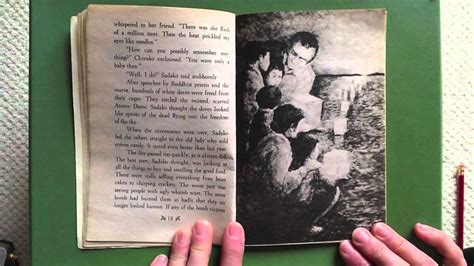 sadako picture book sadako and the thousand paper cranes chapter 1 3
