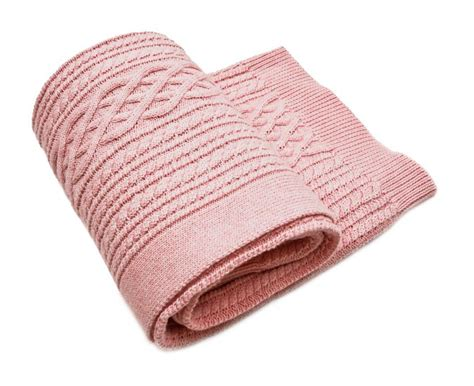 pink cable knit blanket egg baby cable knit blanket pink